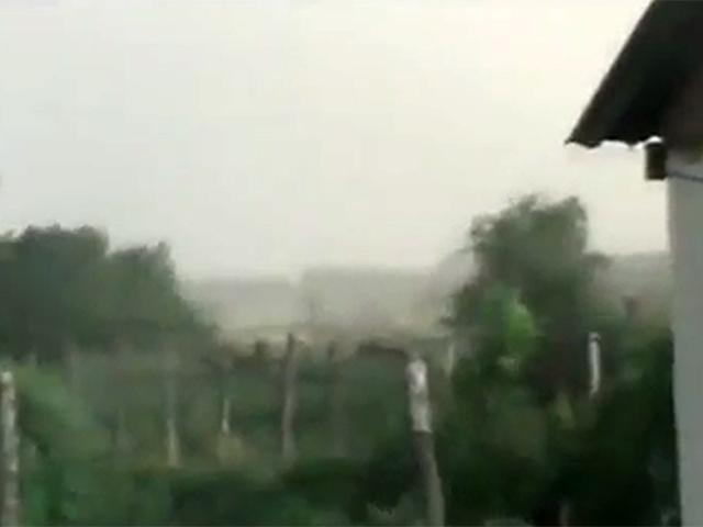 В Шигонах был ураган