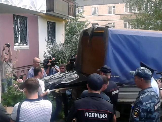 Шестеро детей и их беременная мать найдены убитыми и расчлененными в квартире в Нижнем Новгороде