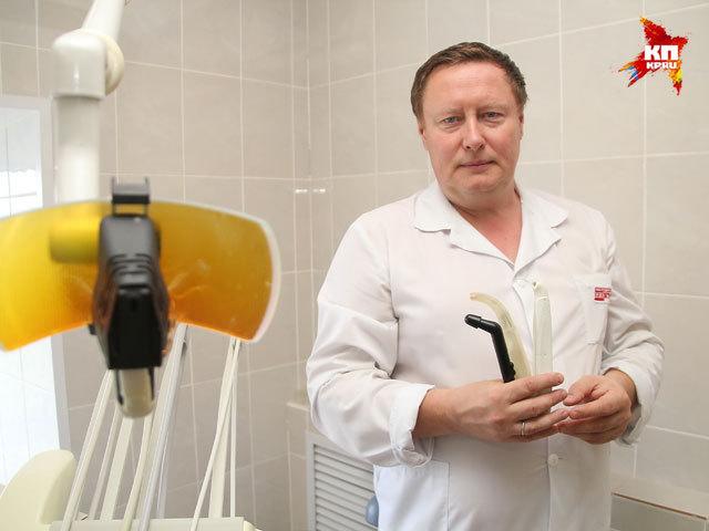 Нижегородский стоматолог изобрел чудо-зубочистку