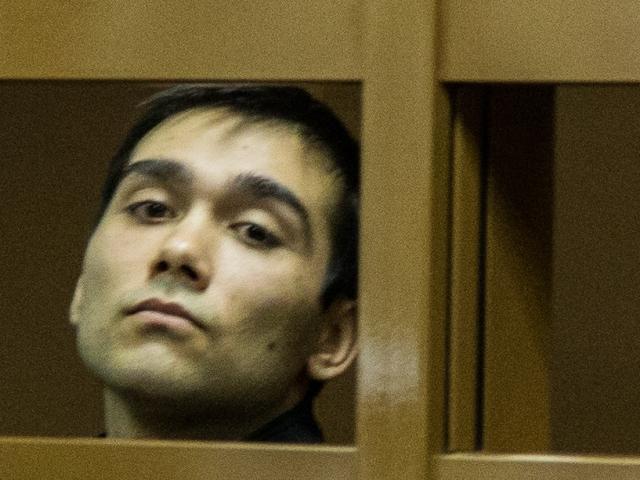 Суд приговорил  Александра Килина к 18 годам колонии строгого режима