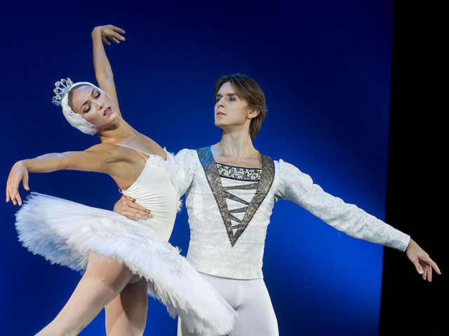Гала-концерт солистов Большого балета в Иркутске