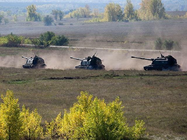 Стратегические командно-штабные учения «Центр-2015»