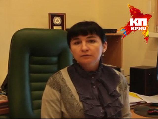 Директор лицея №82 Нина Харитонкина: В момент обрушения потолка в холле находились несколько школьников