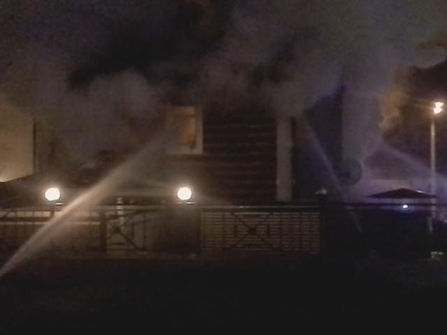 """Версия: пожар в ресторане «Кинза""""в центре Иркутска мог возникнуть из-за неисправной электрики"""
