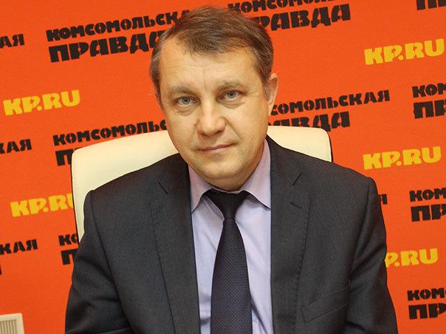 Руководитель управления организации медицинской помощи женщинам и детям министерства здравоохранения Самарской областиВиталий Пономарев