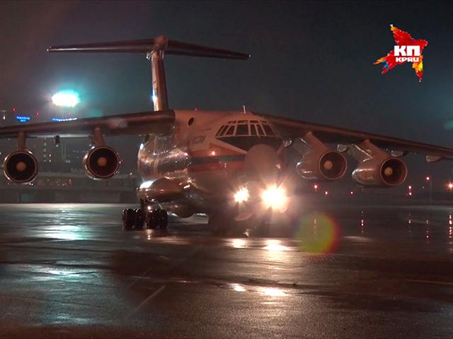 В Петербург доставили тела погибших в авиакатастрофе в Египте