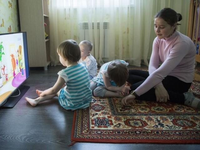 О семье Чернооких из Лысьвы сняли документальный фильм для приемных родителей