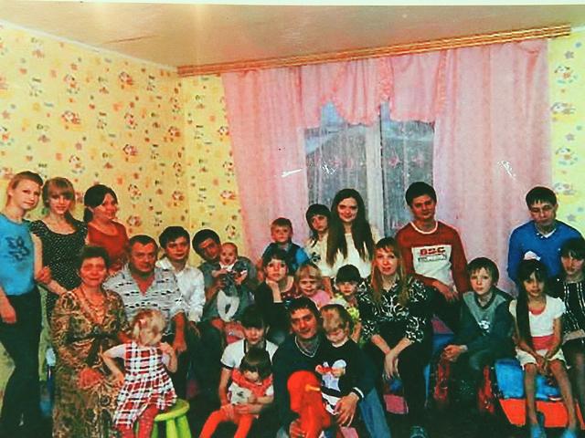 Самая многодетная мама живет в Нижнем Новгороде