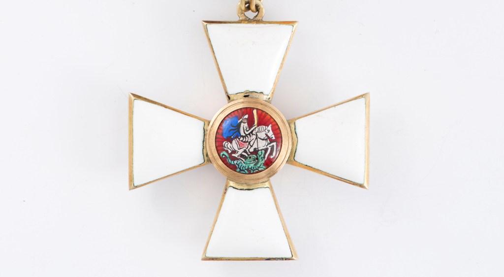За службу и храбрость. 250 лет ордену Святого Георгия