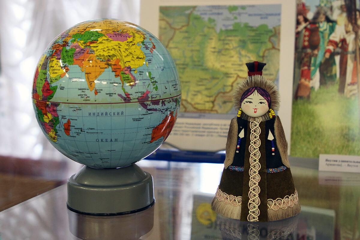 Уникальный лингвистический фонд коренных народов cеверных территорий – мировая сокровищница культуры