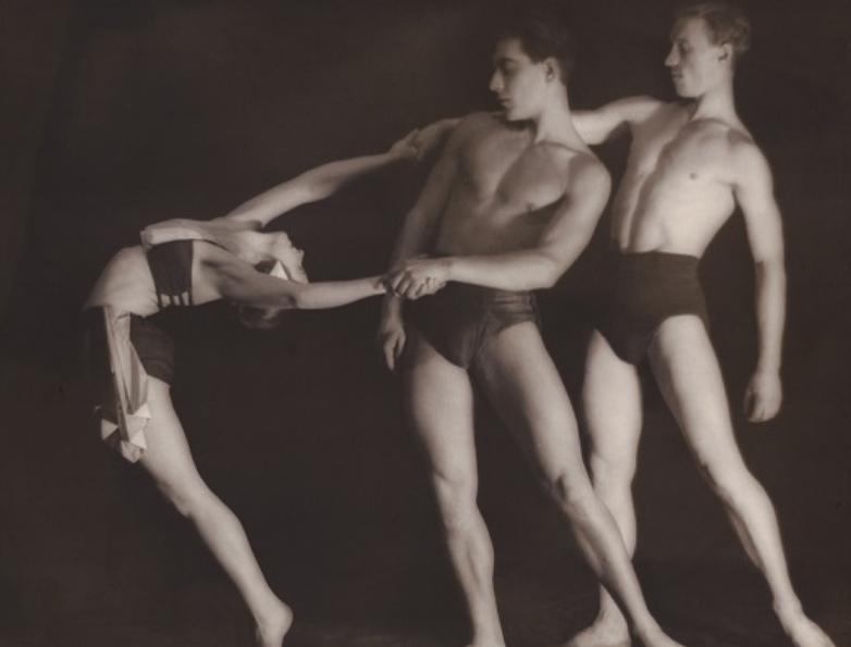 Александр Гринберг. Движение. 1920-е годы