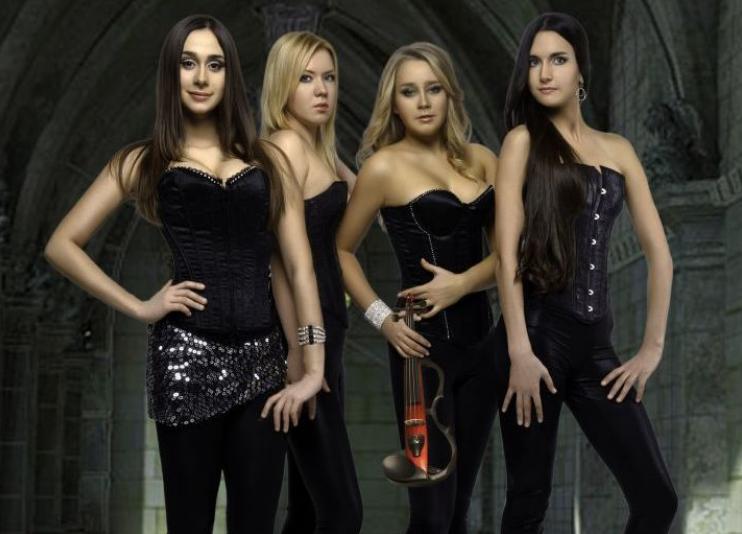 Золотые хиты классики и рока. Classic Girls