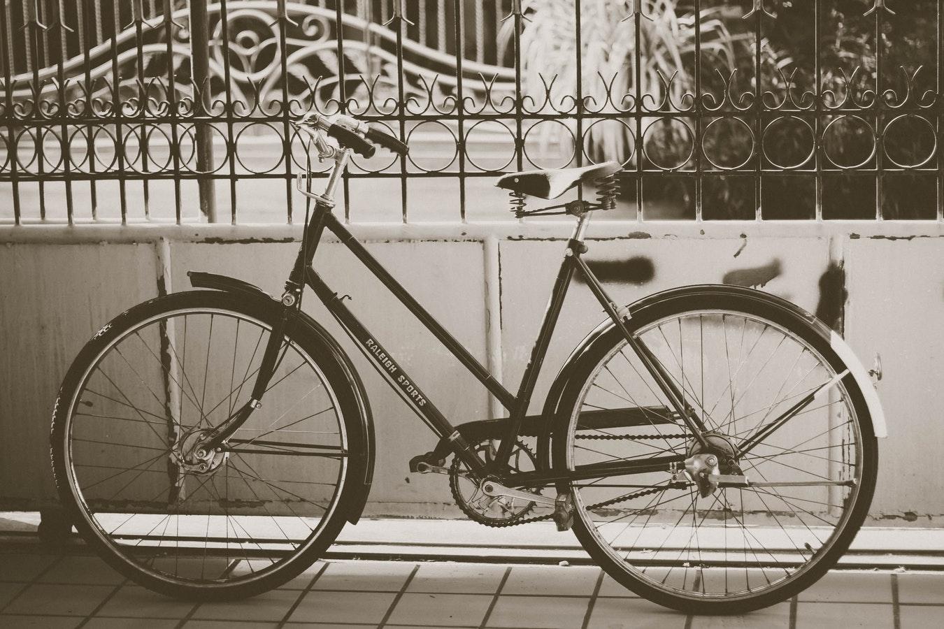Детство на двух колесах