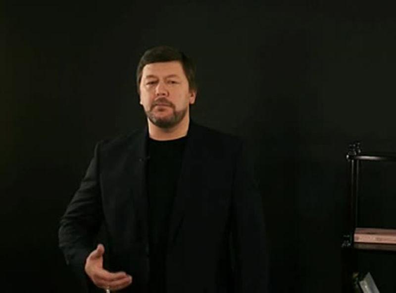 Дмитрий Дарин. В родных местах