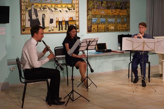 Пасторальный концерт с Shepherd trio