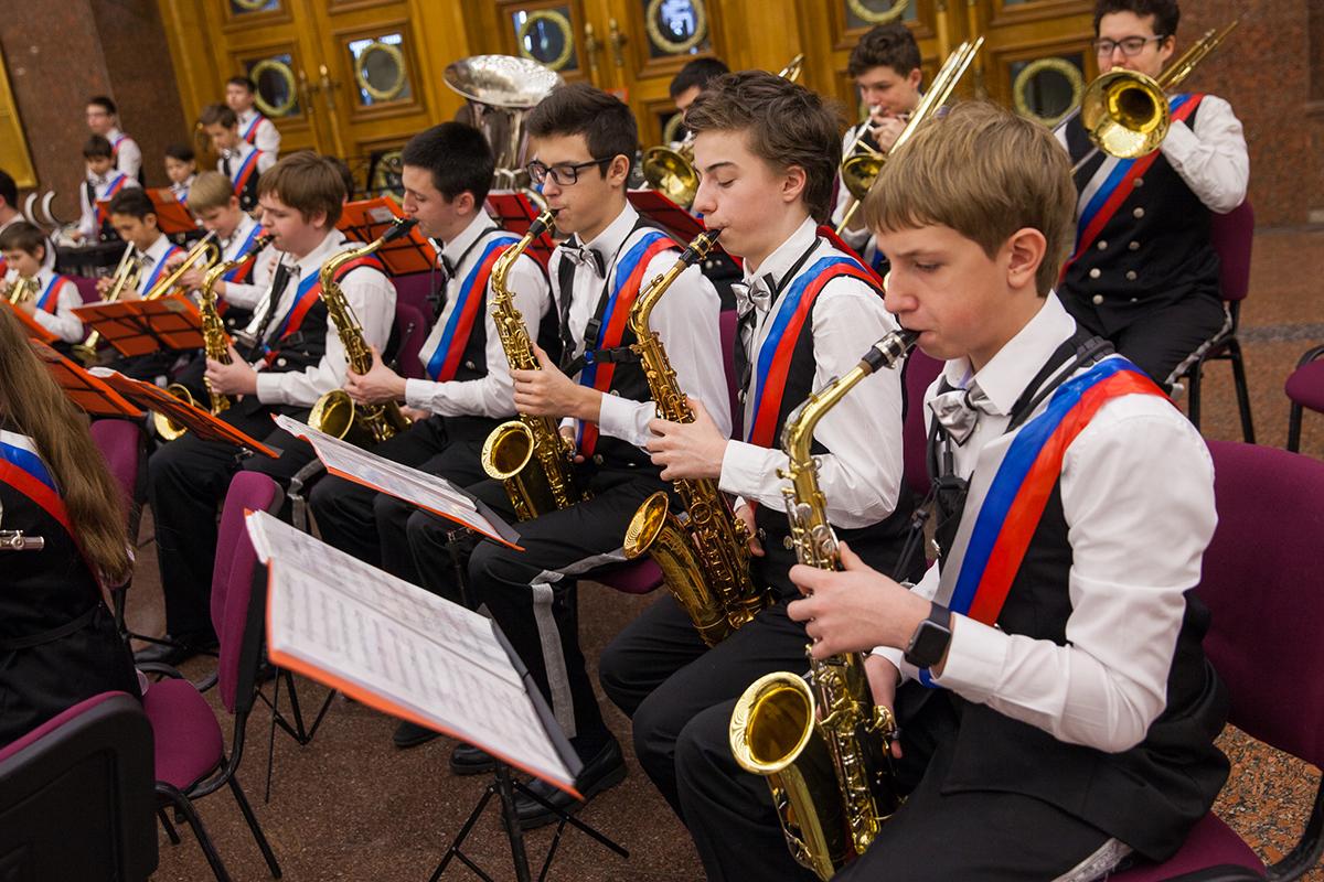 Гала-концерт Международного военно-патриотического фестиваля «Вальс Победы»