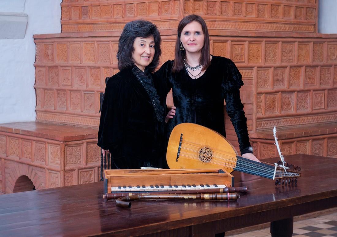 Звучат редкие исторические клавишные инструменты. Инструментальная мозаика