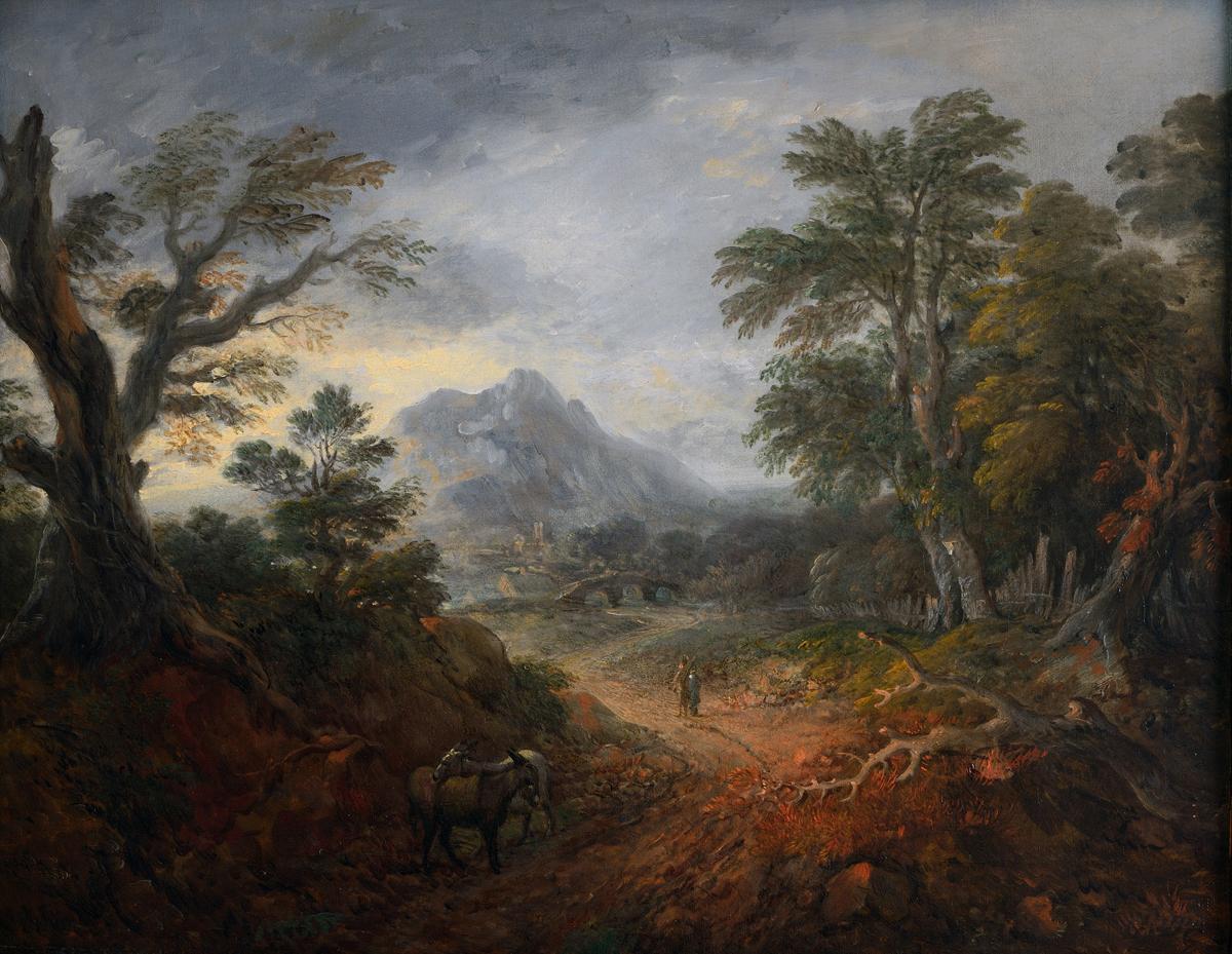 Выставка «Томас Гейнсборо»
