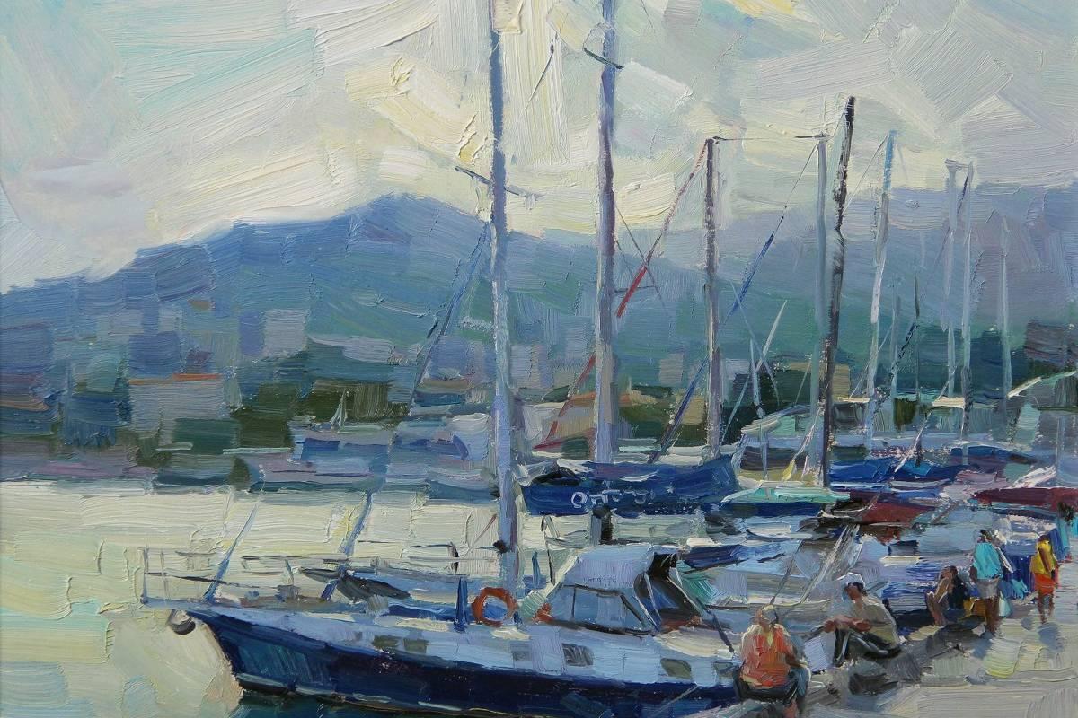Выставка живописи Антона Лобова