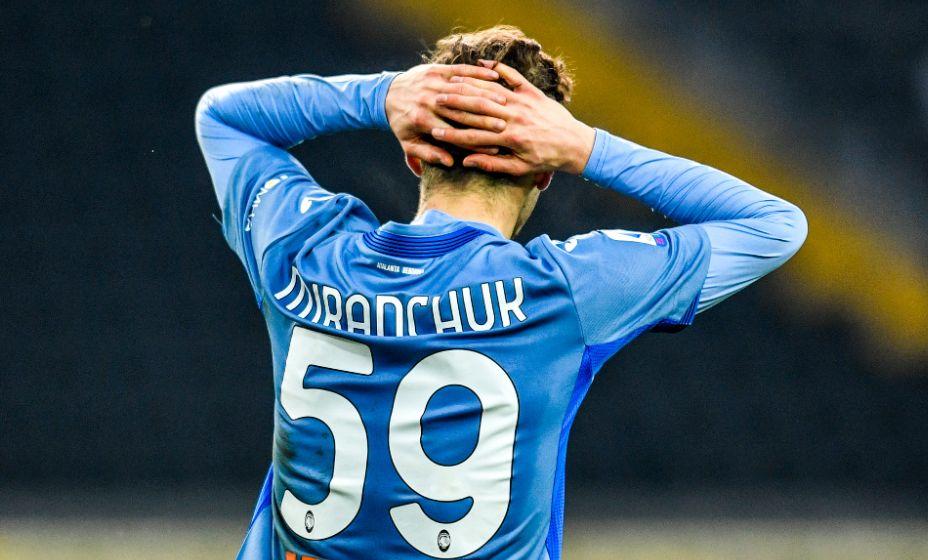 Алексей Миранчук останется играть в «Аталанте». Фото: Global Look Press