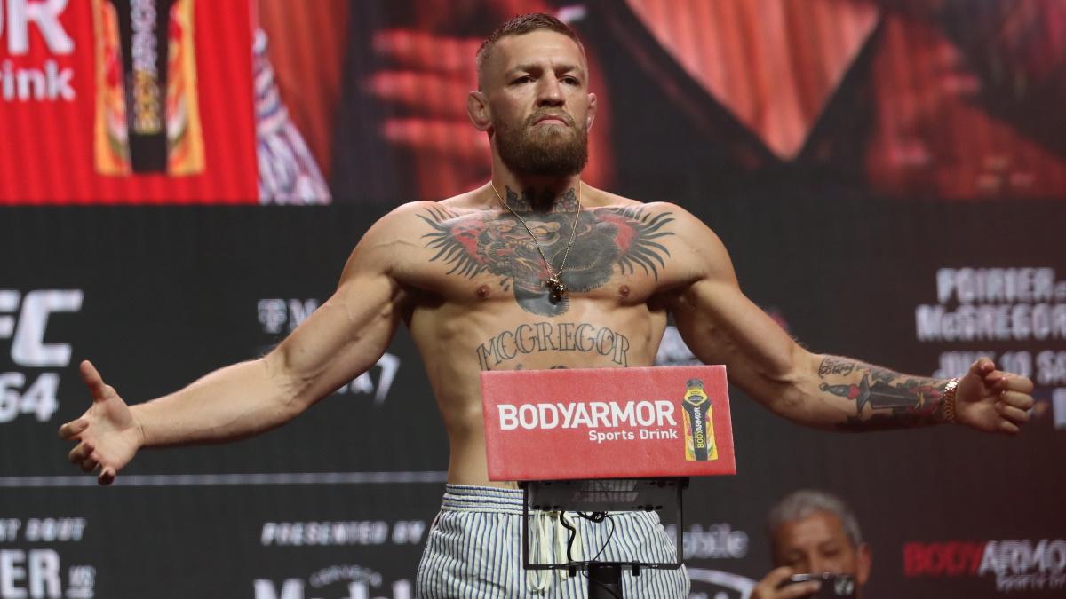 Конор Макгрегор остается главной звездой UFC. Фото: REUTERS