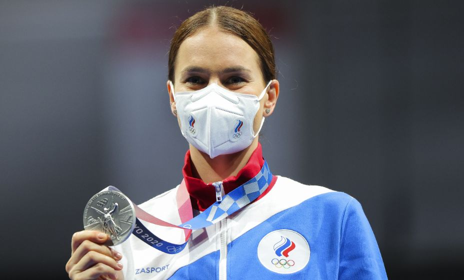 Софья Великая завоевала в Токио свое третье олимпийское серебро. Фото: Reuters