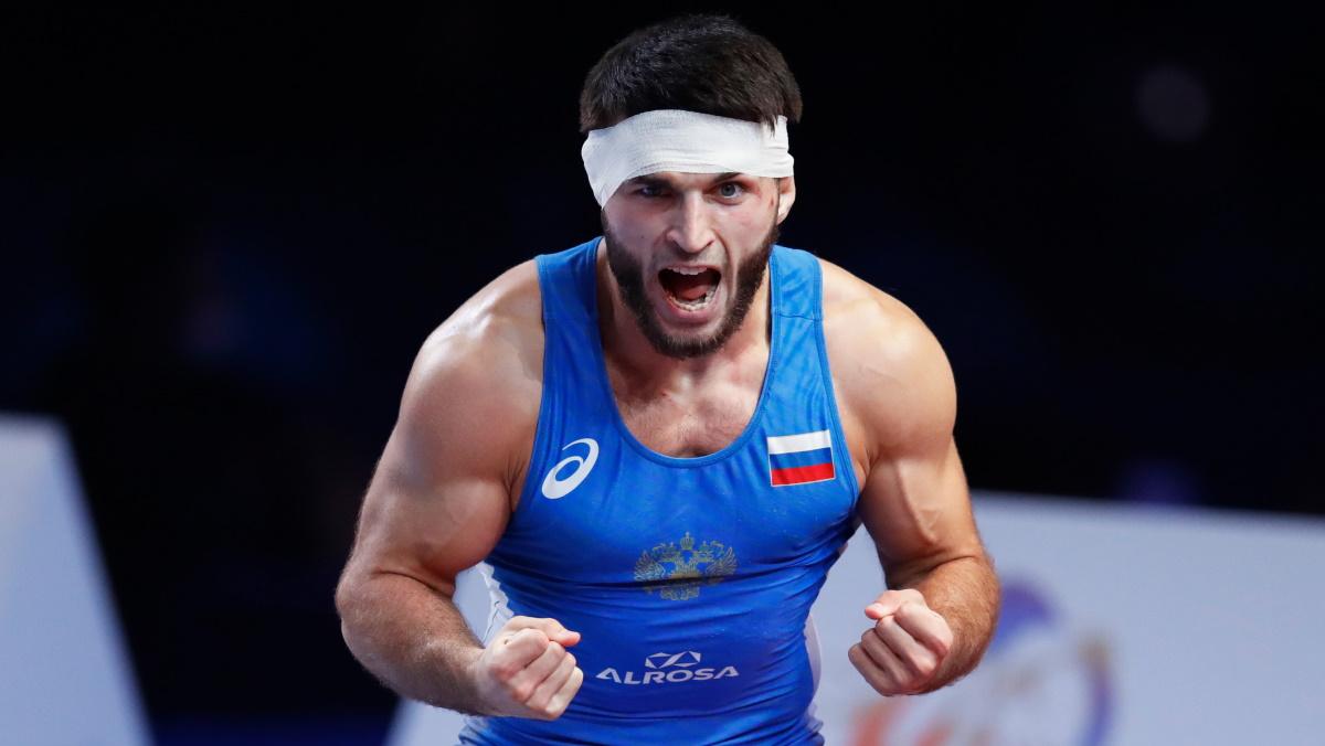 Гаджимурад Рашидов взял бронзу на Олимпиаде в Токио. Фото: GLOBAL LOOK PRESS