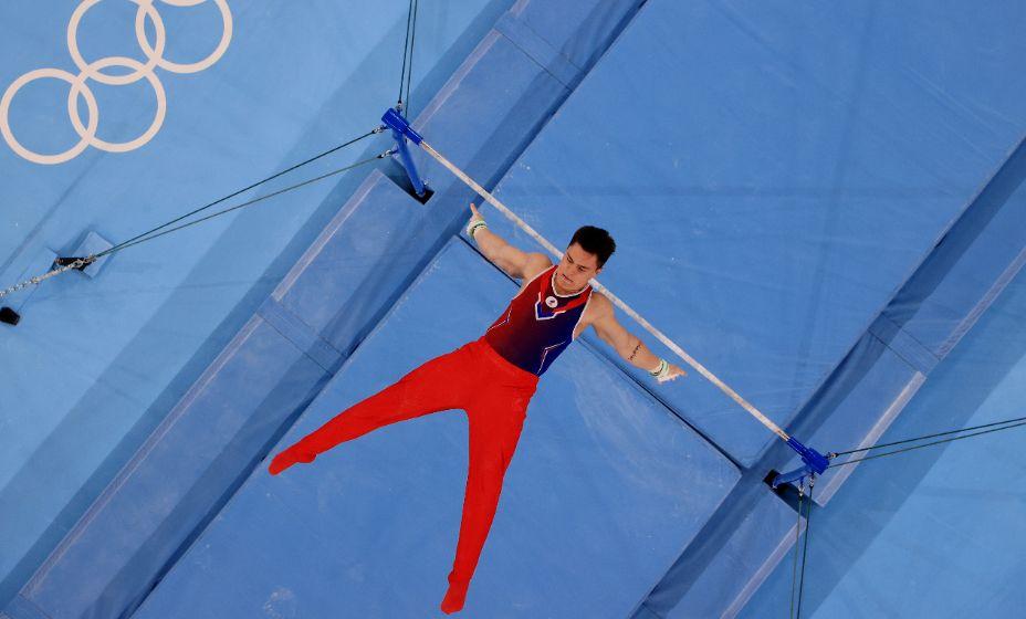 Никита Нагорный вновь всех удивил. Фото: Reuters
