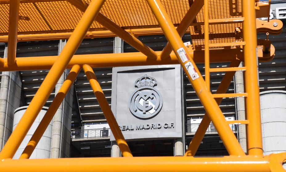 Магазин «Реала», который находится на стадионе команды, был ограблен. Фото: Global Look Press