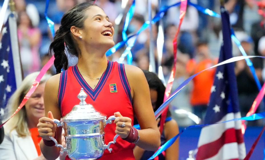 Эмма Радукану стала победительницей US Open. Фото: Reuters