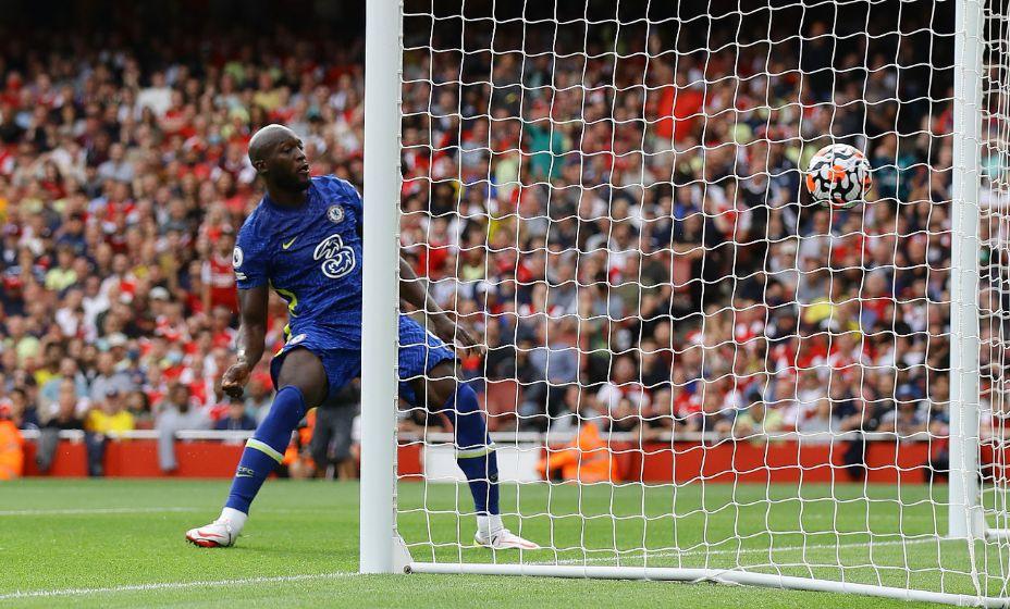 Ромелу Лукаку уже начал забивать за «Челси». Фото: Reuters